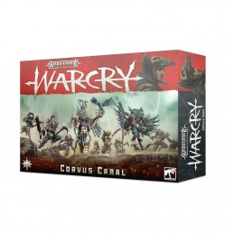 Boite WARCRY: CORVUS CABAL