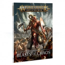 Couverture BATTLETOME: BEASTS OF CHAOS