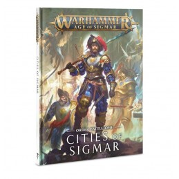 Couverture BATTLETOME: CITIES OF SIGMAR
