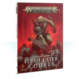 Couverture BATTLETOME: FLESH-EATER COURTS
