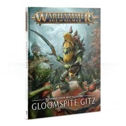 Couverture BATTLETOME: GLOOMSPITE GITZ