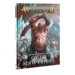 Couverture BATTLETOME: OGOR MAWTRIBES