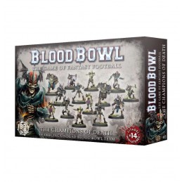 Boite BLOOD BOWL EQUIPE CHAMPIONS OF DEATH