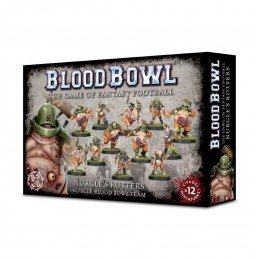 Boite BLOOD BOWL EQUIPE NURGLE'S ROTTERS