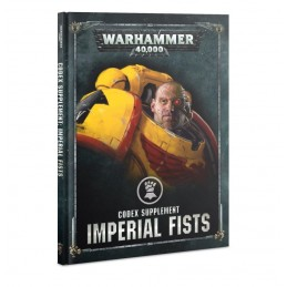 Couverture CODEX: IMPERIAL FISTS