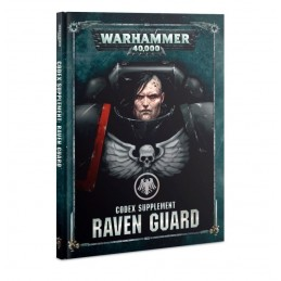 Couverture CODEX: RAVEN GUARD