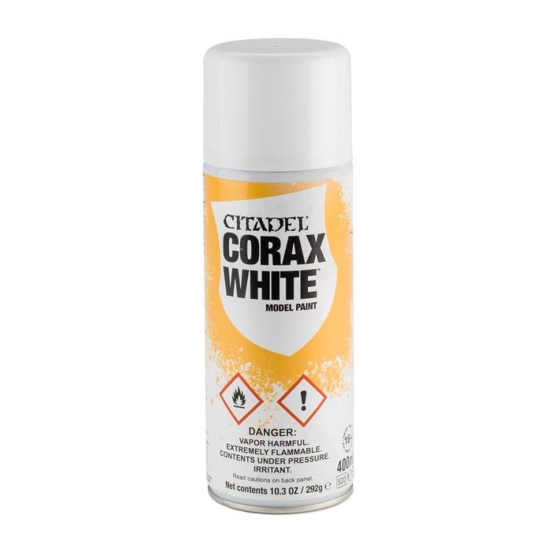 BOMBE CORAX WHITE