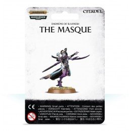 Blister DAEMONS OF SLAANESH: THE MASQUE