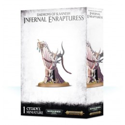 Boite DAEMONS OF SLAANESH:INFERNAL ENRAPTURESS