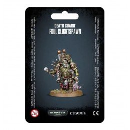 Blister DEATH GUARD FOUL BLIGHTSPAWN
