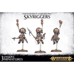 Boite KHARADRON OVERLORDS SKYRIGGERS SKYWARDENS / ENDRINGGERS