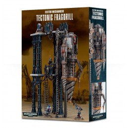 Boite SECTOR MECHANICUS TECTONIC FRAGDRILL