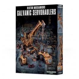 Boite SECTOR MECHANICUS:GALVANIC SERVO-HAULERS