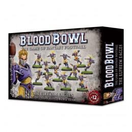 Boite BLOOD BOWL EQUIPE THE ELFHEIM EAGLES