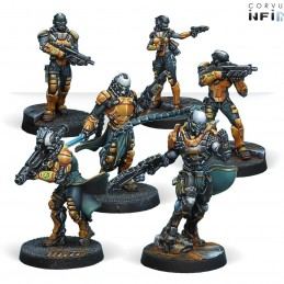 Figurines Starter Pack Imperial Service (Yu Jing Sectorial)
