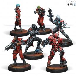 Figurines Starter Pack Nomads