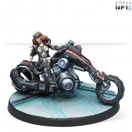 Figurine  de face Penthesilea, Amazon Warrioress, Special Edition