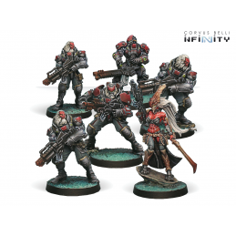 Figurines Starter Pack Morat Aggression Forces (Combined Army Sectorial)