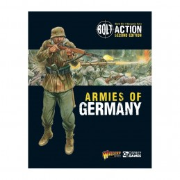 Couverture livre: Armies of Germany v2