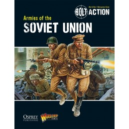 Couverture Livre: Armies of the Soviet Union