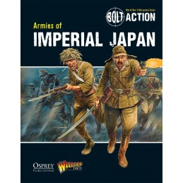 Couverture livre: Armies of Imperial Japan