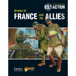 Couverture Livre: Armies of France and the Allies