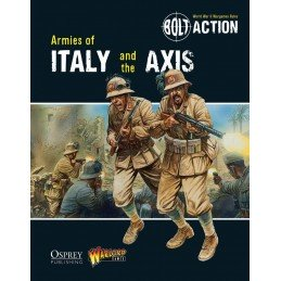 Couverture Livre: Armies of Italy and the Axis