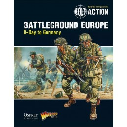 Couverture Livre: Battleground Europe