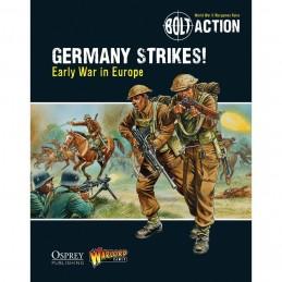 Couverture Livre: Germany Strikes!
