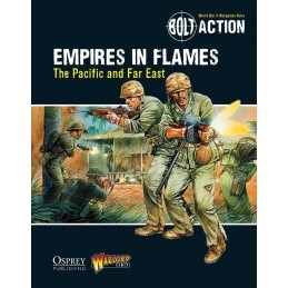 Couverture Livre: Empires in Flames