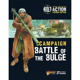 Couverture Livre: Battle of the Bulge