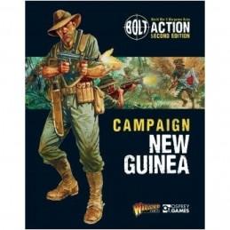 Couverture Livre: Campaign New Guinea