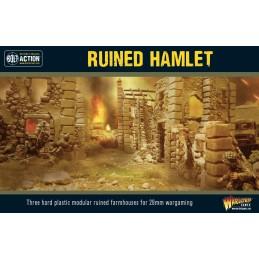 Boite Hameau en ruine