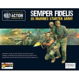 Boite Starter US Marine Corps