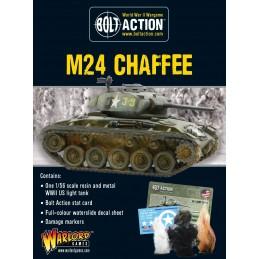 Boite Tank leger M24 Chaffee US