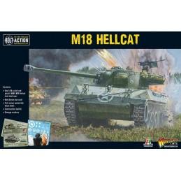 Boite Tank M18 Hellcat
