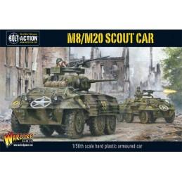 Boite M8/M20 Greyhound Scout Car