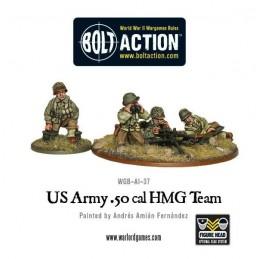 US Army Forward Observer Officers (FOO) de face