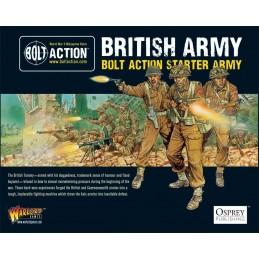 Boite Starter British Army