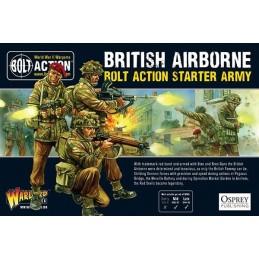 Boite Starter British Airborne Army