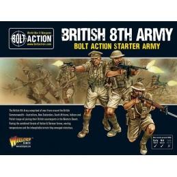 Boite starter 8th Army (British Army)