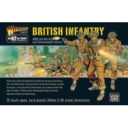 Boite British Infantry
