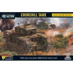 Boite Tank Churchill