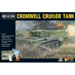 Boite Cromwell Cruiser Tank