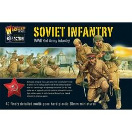Boite Soviet Infantry