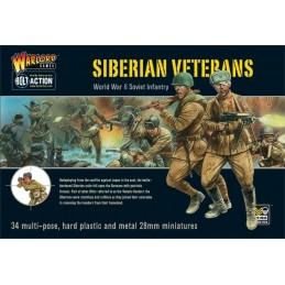 Boite Siberian Veterans