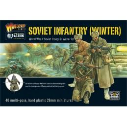 Boite Soviet Infantry (hiver)