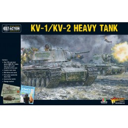 Boite Tank lourd KV1/2