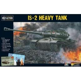 Boite Tank lourd IS-2