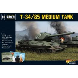 Boite Tank moyen T34/85